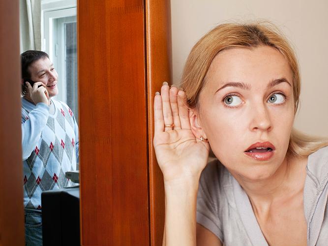 Выявление измены мужа